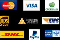 Платежные системы и службы доставки
